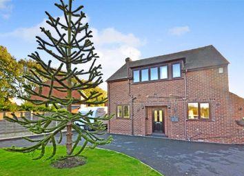 Thumbnail 3 bed detached house for sale in Castleford Lane, Ferrybridge, Knottingley