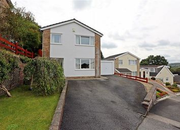 Thumbnail 3 bed detached house for sale in Hilltop Crescent, 'the Common', Pontypridd