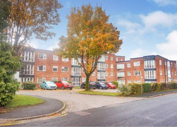 Thumbnail 1 bed flat for sale in Savoy Court, Manchester