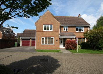 Thumbnail 4 bed detached house to rent in Willow Lane, Milton, Abingdon
