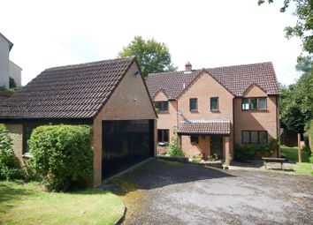 Thumbnail 4 bed detached house for sale in Kingscourt Lane, Kingscourt, Stroud