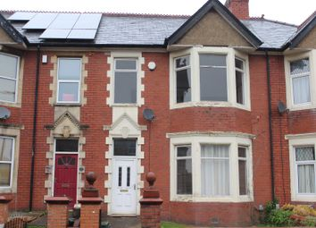 Thumbnail 3 bed terraced house for sale in Stow Hill, Newport