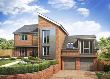 Thumbnail 4 bedroom detached house for sale in Church Lane, Crossway Green, Nr Hartlebury