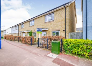 Thumbnail 2 bed end terrace house for sale in Topper Street, Cambridge