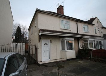 Thumbnail 2 bed semi-detached house to rent in Prestwood Road, Wolverhampton