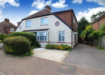 Thumbnail 3 bed semi-detached house for sale in The Crescent, Horsham