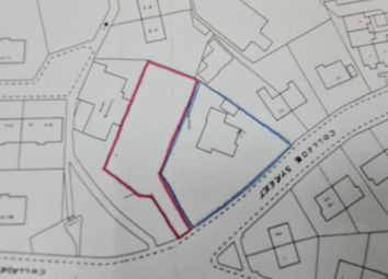 Land for sale in College Street, Dumfries, Dumfries And Galloway DG2