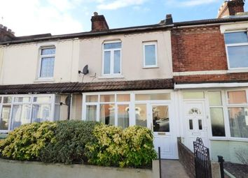 Thumbnail 2 bedroom terraced house for sale in Whitworth Road, Gosport