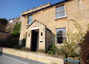 Thumbnail 3 bedroom end terrace house for sale in Entry Hill, Bath
