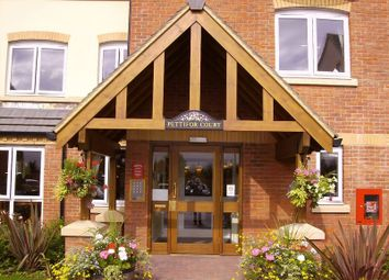 Thumbnail 1 bed flat for sale in Pettifor Court, Leicester