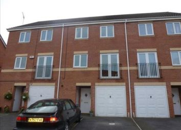 Thumbnail 4 bed town house to rent in Siena Gardens, Forest Town, Mansfield