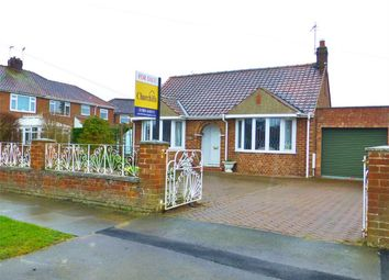 Thumbnail 2 bed detached bungalow for sale in Bedale Avenue, Osbaldwick, York