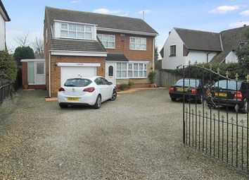 Thumbnail 3 bed detached house for sale in Elwick Road, Hartlepool