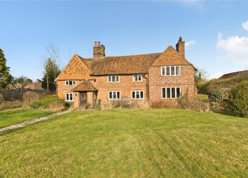 Thumbnail 6 bed detached house for sale in Ricksons Lane, West Horsley, Leatherhead, Surrey