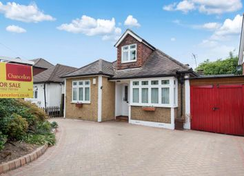 Thumbnail 4 bed detached bungalow for sale in Hughes Road, Ashford