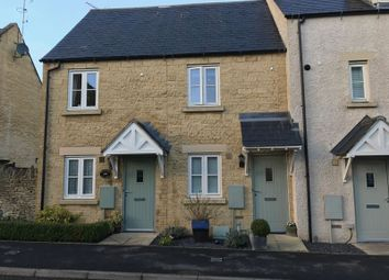 Thumbnail 1 bedroom terraced house for sale in Churn Meadows, Cirencester
