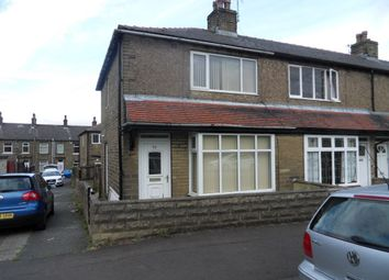 Thumbnail 2 bed end terrace house to rent in Reservoir Road, Pellon, Halifax