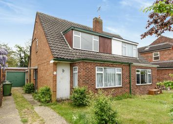 Thumbnail 3 bedroom semi-detached house for sale in Stratton Road, Lower Sunbury