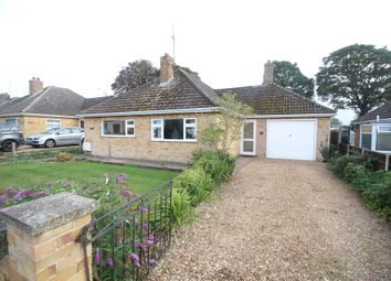 Thumbnail 2 bed detached bungalow for sale in Common Close, West Winch, King's Lynn