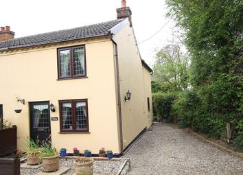 Thumbnail 2 bed cottage for sale in High Road, Swilland, Ipswich, Suffolk