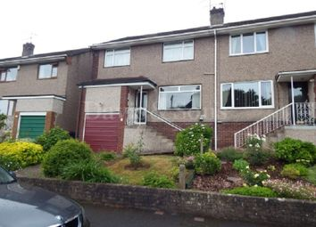 Thumbnail 3 bed semi-detached house for sale in Llanover Close, Newport, Gwent.