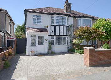 Thumbnail 3 bed semi-detached house for sale in Stucley Road, Hounslow