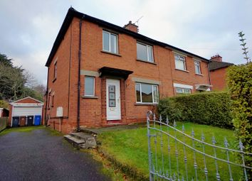 Thumbnail 3 bed semi-detached house to rent in Norwood Drive, Belfast