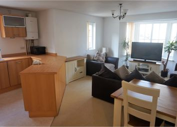 Thumbnail 1 bed flat for sale in Lancaster Way, Ashford