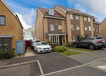 Thumbnail 4 bed end terrace house for sale in Butter Row, Wolverton, Milton Keynes