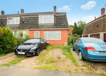 Thumbnail 3 bed semi-detached house for sale in Vowell Close, Bristol