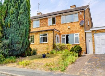 Thumbnail 3 bed semi-detached house for sale in Princes Street, Piddington, High Wycombe