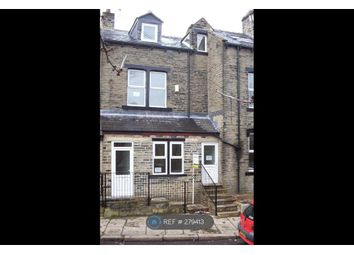 Thumbnail 2 bed terraced house to rent in Clover Hill Road, Halifax