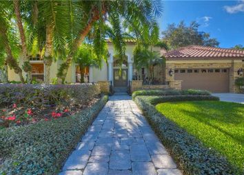 Thumbnail 4 bed property for sale in 4907 Londonderry Drive, Tampa, Florida, United States Of America