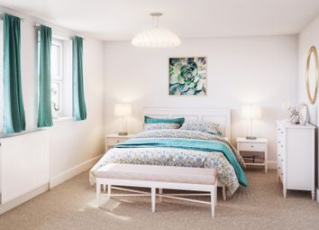 Thumbnail 2 bedroom end terrace house for sale in Peppercorn Drive, Northstowe, Cambridge