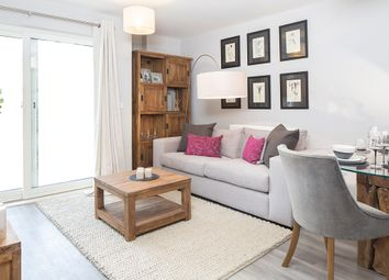 """Thumbnail 3 bed property for sale in """"The Birch"""" at Atlas Way, Milton Keynes"""