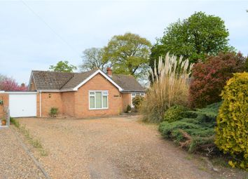 Thumbnail 2 bed detached bungalow for sale in Old Rectory Close, North Wootton, King's Lynn