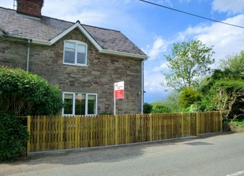 Thumbnail 3 bedroom cottage to rent in Hay On Wye, Herefordshire
