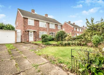 Thumbnail 3 bedroom semi-detached house to rent in Putnoe Street, Bedford