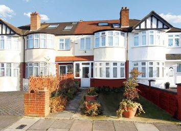 Thumbnail 4 bed terraced house for sale in Medway Drive, Perivale, Greenford