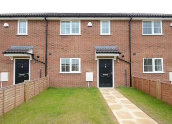 Thumbnail 3 bedroom terraced house to rent in Macs Close, Padworth, Reading