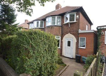 Thumbnail 3 bedroom semi-detached house to rent in Broad Meadow Lane, Kings Norton, Birmingham