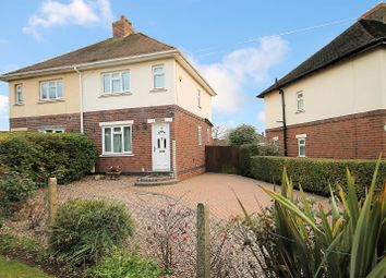 Thumbnail 2 bed semi-detached house for sale in Bailey Avenue, Hockley, Tamworth
