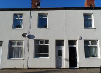 Thumbnail 2 bedroom terraced house for sale in Ashton Road, Blackpool