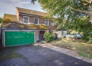 Thumbnail Detached house for sale in Lock Road, Marlow