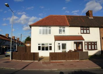 Thumbnail 3 bed end terrace house to rent in Ford Road, Dagenham