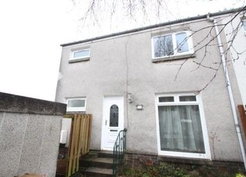 Thumbnail 3 bed end terrace house for sale in Brigbrae Avenue, Bellshill, North Lanarkshire