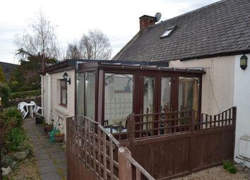 Thumbnail 3 bed semi-detached bungalow for sale in Fife Street, Craigellachie, Aberlour