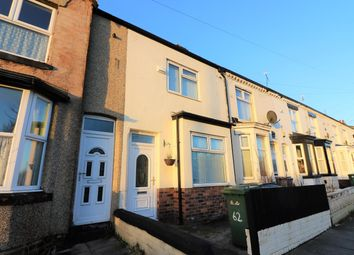 Thumbnail 2 bed terraced house for sale in Geneva Road, Wallasey