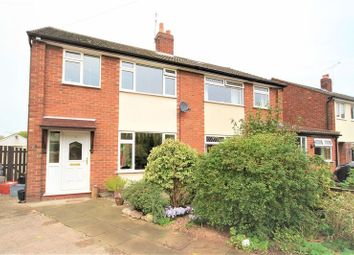 Thumbnail 3 bed semi-detached house for sale in Brookside Road, Frodsham
