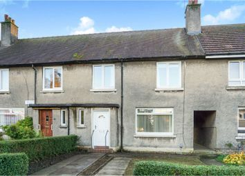 Thumbnail 3 bed terraced house for sale in Patterton Drive, Glasgow